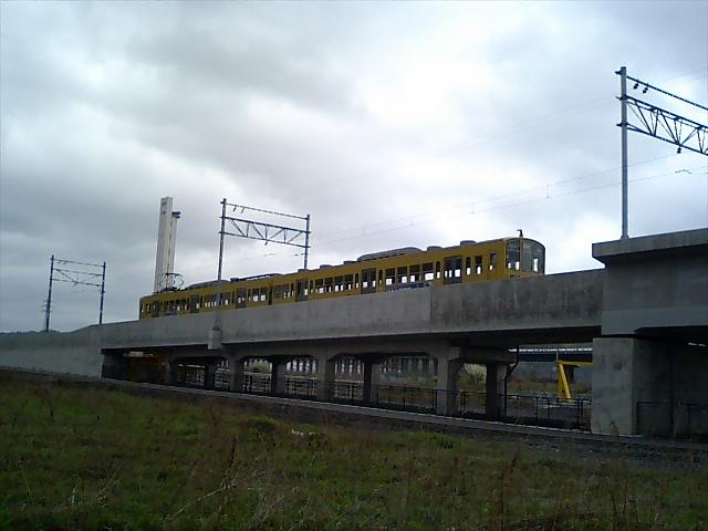 廃線:鉄道総研裏の廃線跡