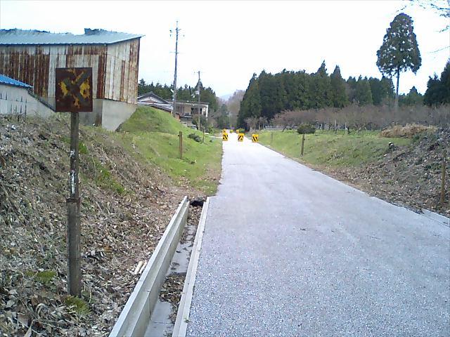 廃線:住友大阪セメント専用線跡
