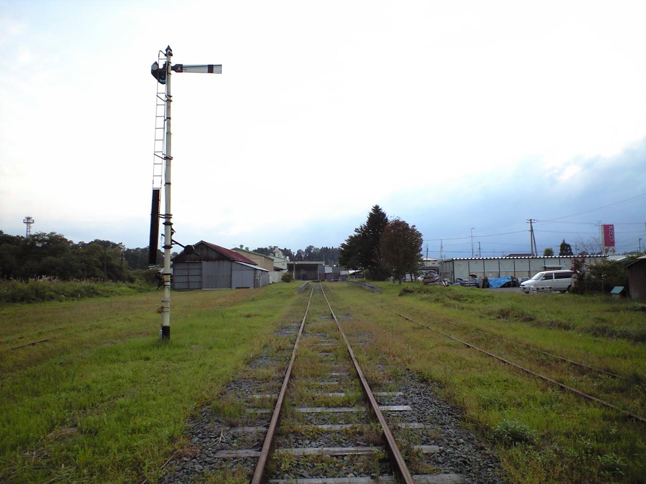 鉄道:死に逝くものたちと