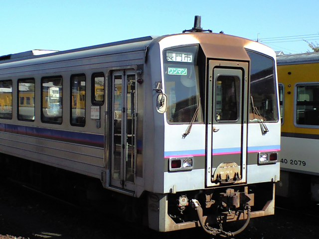 """鉄道:メイド快速""""みすず潮騒""""号について(速報)"""