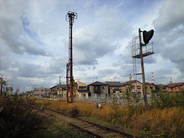 廃線:東新潟港駅は相変わらず