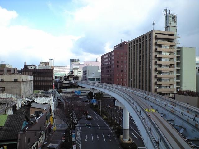 鉄道:駅チカ事情