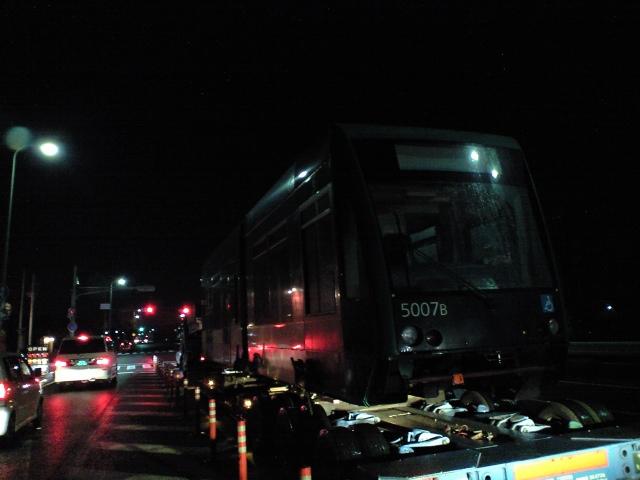 鉄道:グリーンロードでグリーンムーバー