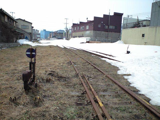 鉄道:手宮参り