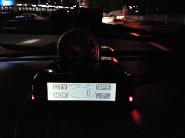 クルマ:GPSレーダ探知機を衝動買い