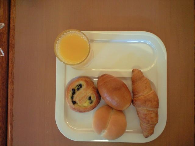 週末:R&Bで朝食を