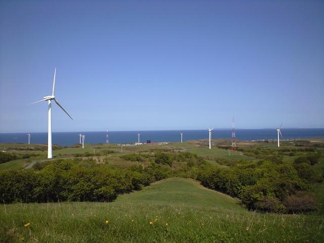 風景:風の辿り着く場所