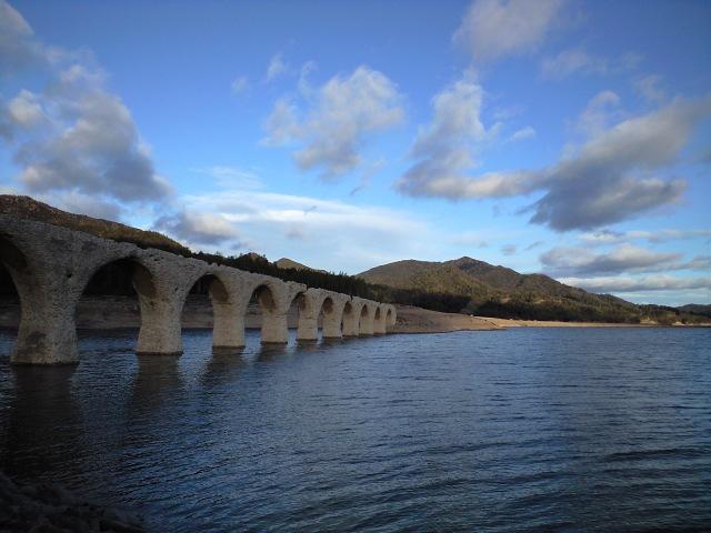 廃線:タウシュベツ橋梁への行き方