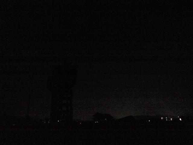 廃墟:夜のしめタン