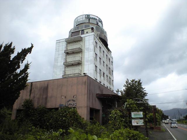 廃墟:宇宙回転ホテル(?)