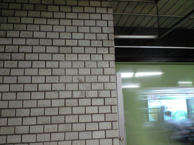ネタ:やめましょう 地下鉄への投身自殺