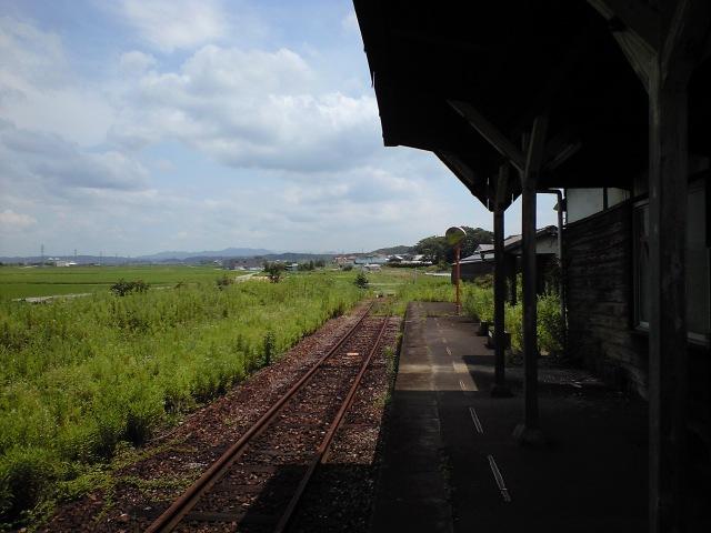 廃線:うどんのついでに三木鉄道