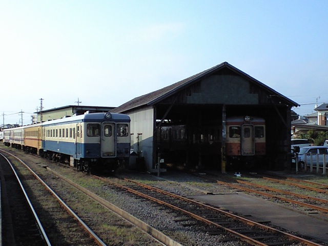 コミケ:三木鉄道と羽幌炭鉱鉄道を追う