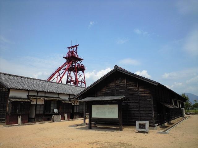 廃虚:石炭歴史博物館はトンでもないものを復元していきました