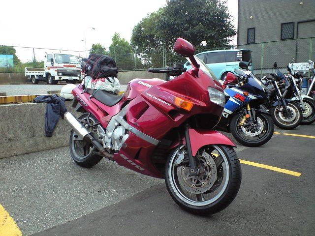 バイク:前略、僕はいま日本のどこかにいます