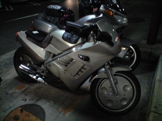 バイク:草千里で見かけたバイク