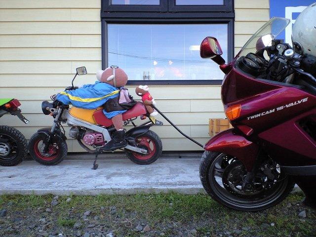 バイク:ライダー向けグルメ情報