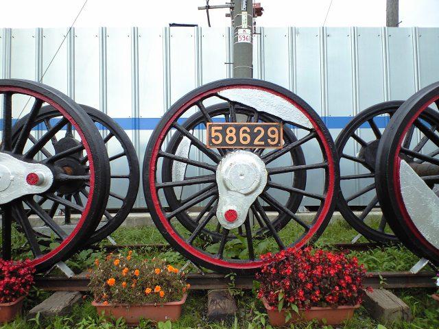 廃線:羽幌炭鉱鉄道8600形蒸気機関車を追う