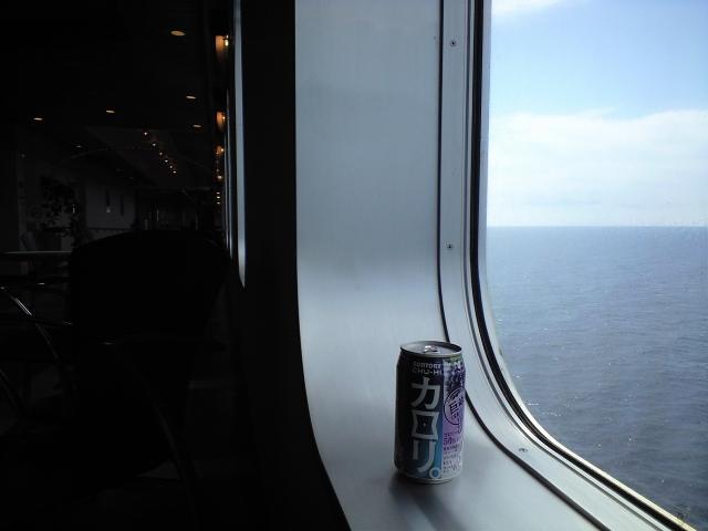 写真:世界の船窓から