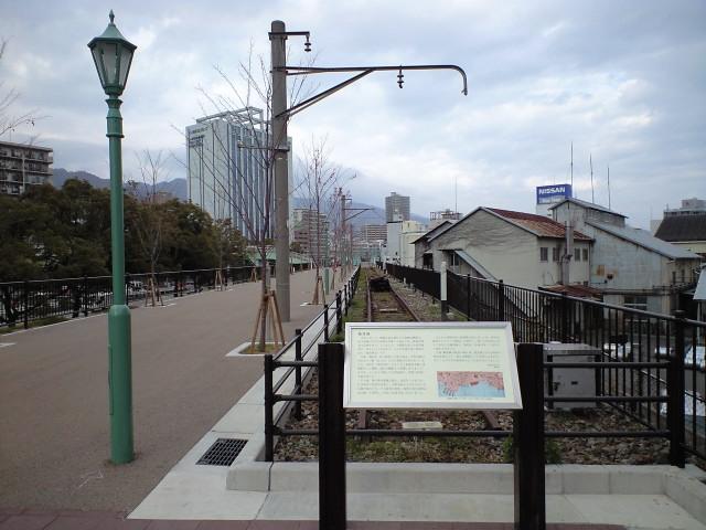 廃線:神戸港線跡を歩く1