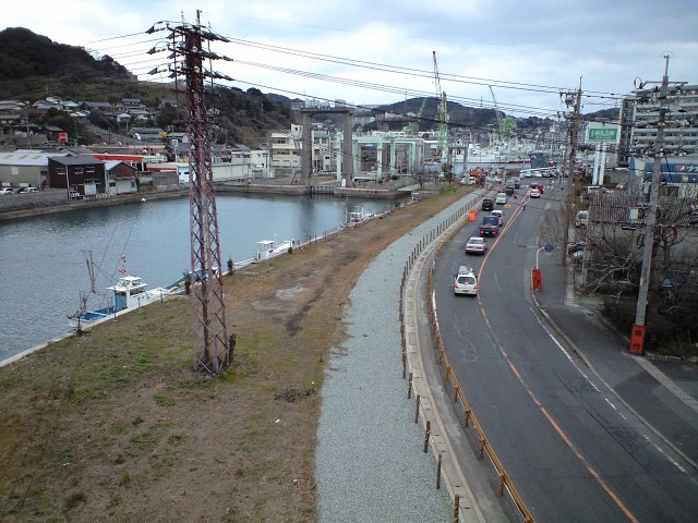 廃線:とある港の廃線散策