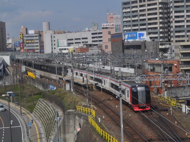日記:岐阜駅なう