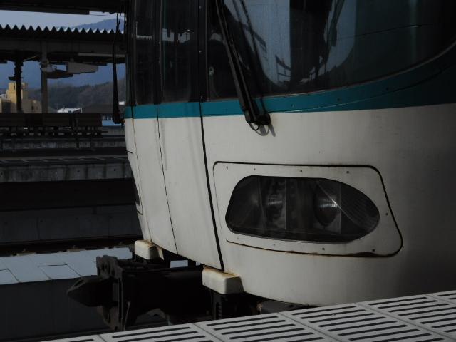 鉄道:貸し切り列車なう