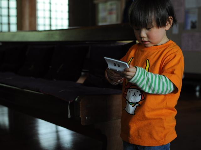 日記:和洋折衷の教会