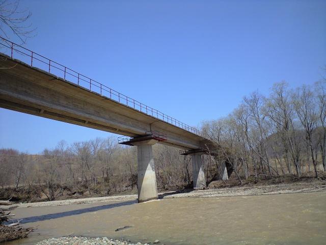 廃線:橋脚びより