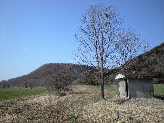 廃線:大草原の小さな小屋パート2