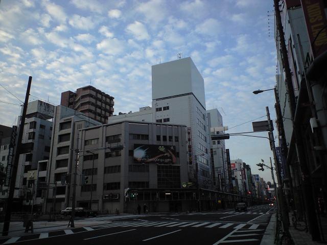 日記:日本橋の風景の様変わり