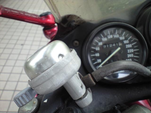 バイク:車検オワッター