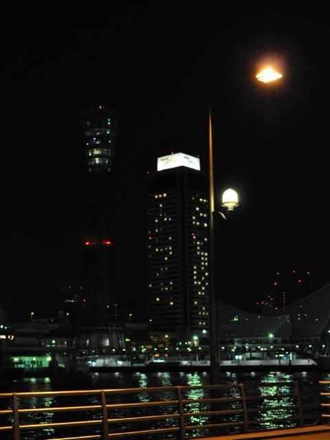 日記:神戸夜景