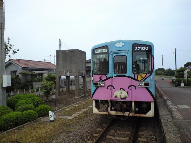 鉄道:新旧揃い踏み