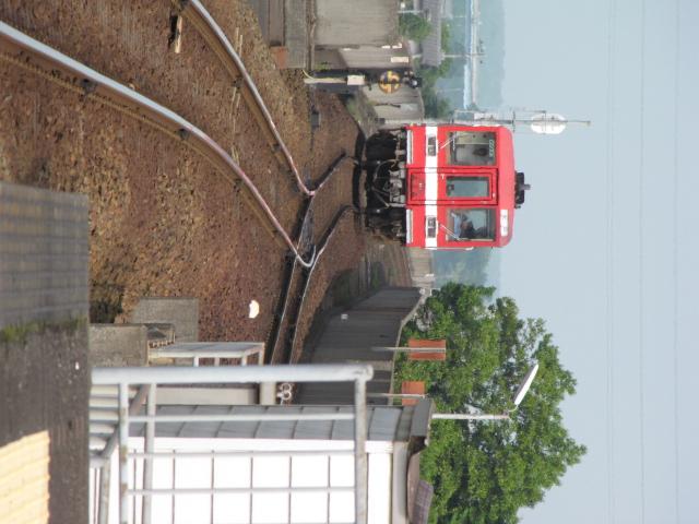 鉄道:鹿島臨海鉄道に乗ってきた