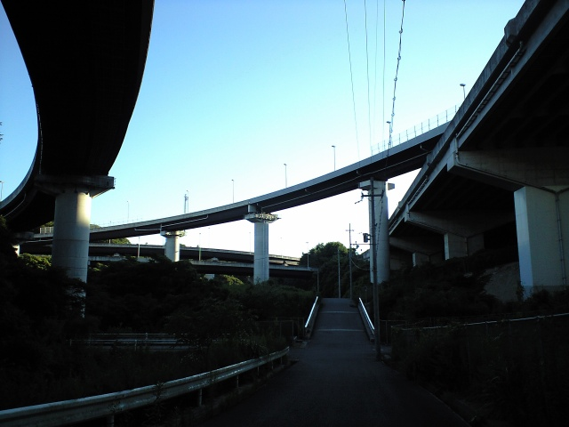 橋脚:JCTびより