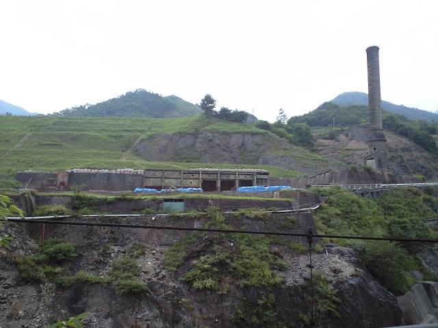 廃墟:廃鉱に寄ってみた