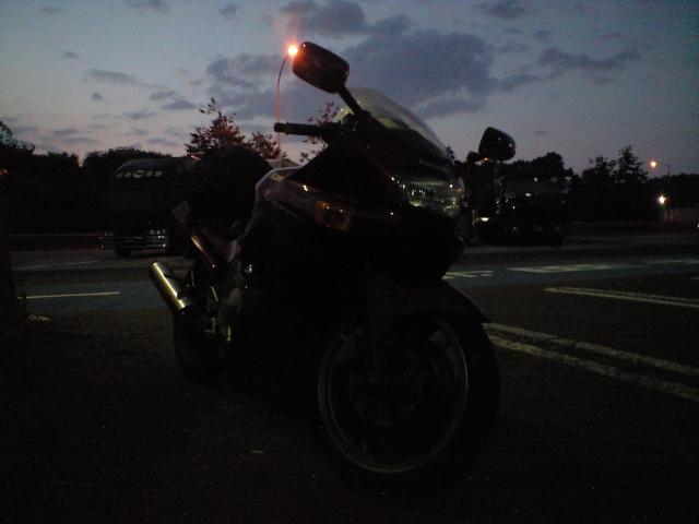 バイク:知的高速移動体