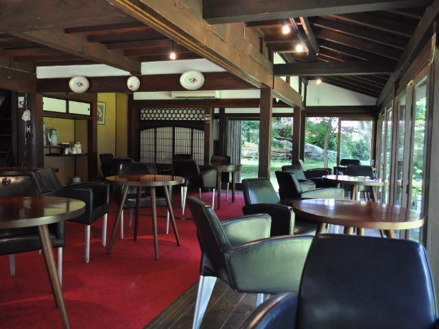 観光:久しぶりの古民家カフェ