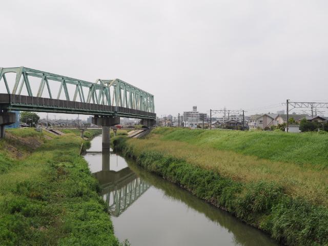 鉄橋:いつか見上げてみたかった