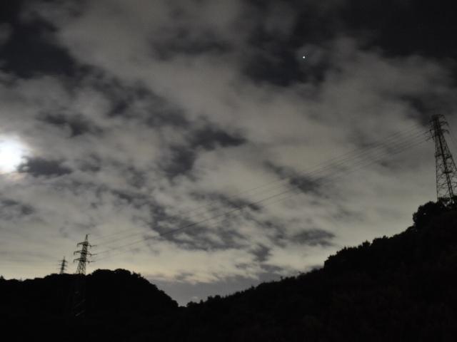 日記:♪暮れゆくメガロポリス