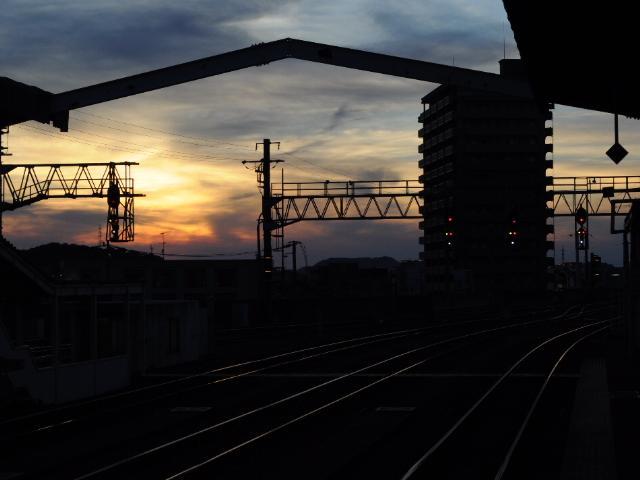 鉄道:んだばぁそろそろ帰るとすっか