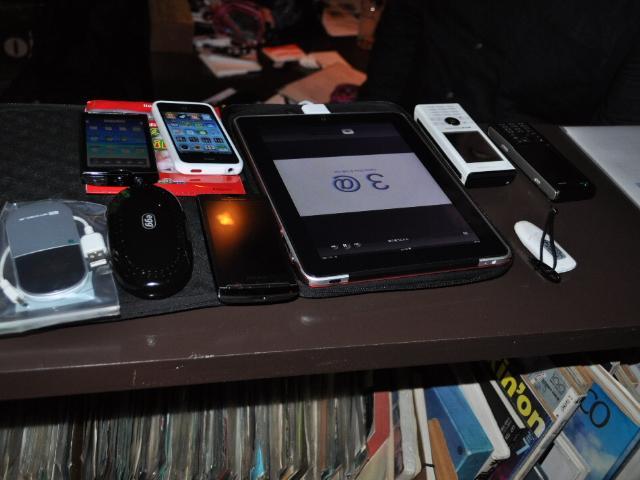 PDA:モバイルだらけのメイド大会