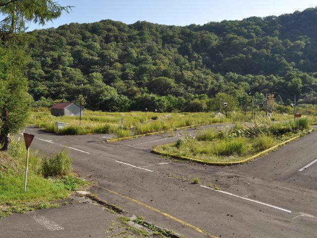廃墟:廃自動車教習所