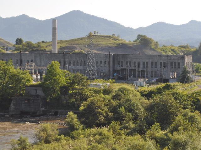 廃墟:廃火力発電所