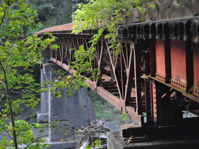橋梁:とある湖の軍用トラス