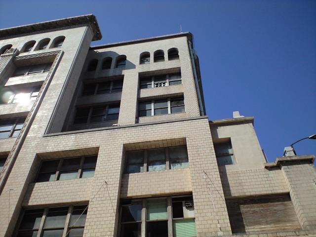 建築:大阪市営地下鉄日本橋筋四丁目駅ビルなう