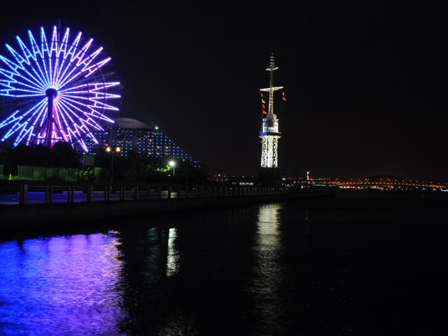 風景:神戸夜景2