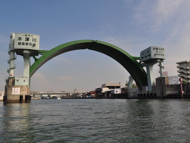 日記:大阪運河クルーズその1