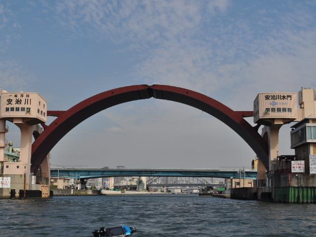 日記:大阪運河クルーズ その3 #oskcrs